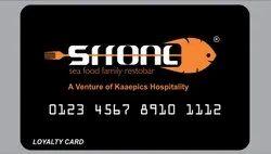 Rectangular Gift Card