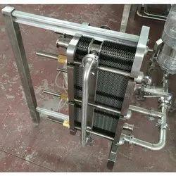 Milk Chiller Plate Heat Exchanger