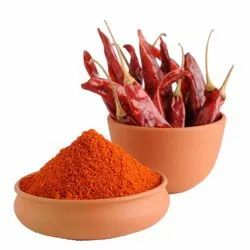 Apoorva Red Chilli Powder, Packaging Size: 100 Kg, for Food