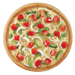 Simply Veg Pizza