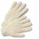 White Cotton Hand Gloves