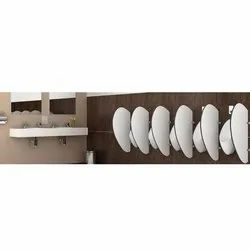 Bathroom Urinal Partition