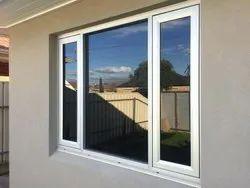 Modern White Aluminium Windows, for Office