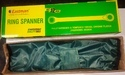 Ring Spanners (Cold Stamped Knurling) Set Of 12 E- 2409A