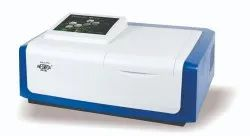 Touch Screen Double Beam UV-VIS Spectrophotometer