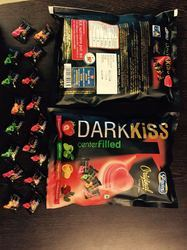 Dark Kiss Toffee