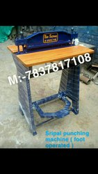 Spiral Binding Machine, Size/Dimension: Size Avaliable -18