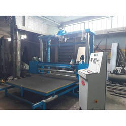 Horizontal Foam Cutting Machines