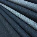 Assorted Striped PC Suiting Fabric