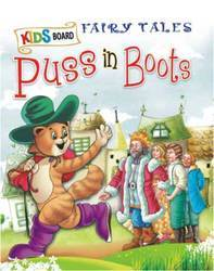 Kids Board Fairy Tales Puss in Boots
