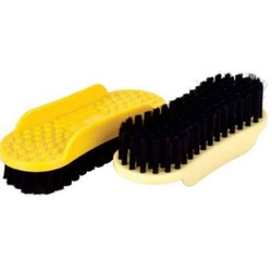 Venus Commando Shoe Shine Brushes