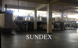 SUNDEX Fish Feed Plant