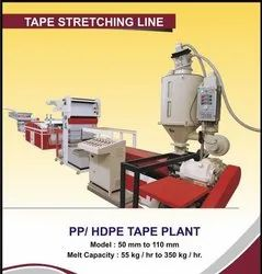 PP HDPE  tape line