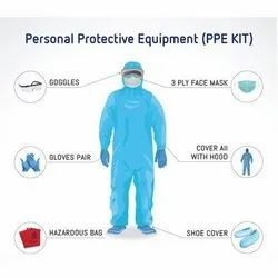 PPE Kit Personal Protective Kit Sitra Govt Approved