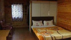 Wood Wooden Cottage