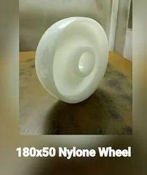 180x50 mm Pallet Truck Wheel