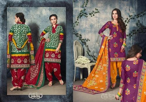e7d1d2970f Cotton And Cotton Mayur Batik Special Vol - 5 Suit, Rs 310 /piece ...