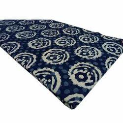 Printed Multicolor Garment Cotton Fabric, GSM: 100-150