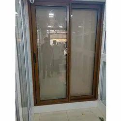 Polished Wooden Window