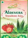 Aloe Vera Juice Strawberry Flavor