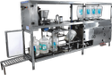 Fully Automatic Jar Rinsing Filling Capping Machine