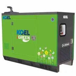 Kirloskar 25 KVA Silent Diesel Generator, 3 Phase