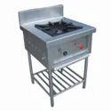 Commercial Single Burner Cooking Range