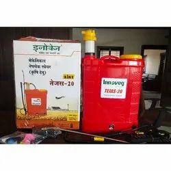 Tejas-20 Mechanical Knapsack Sprayer