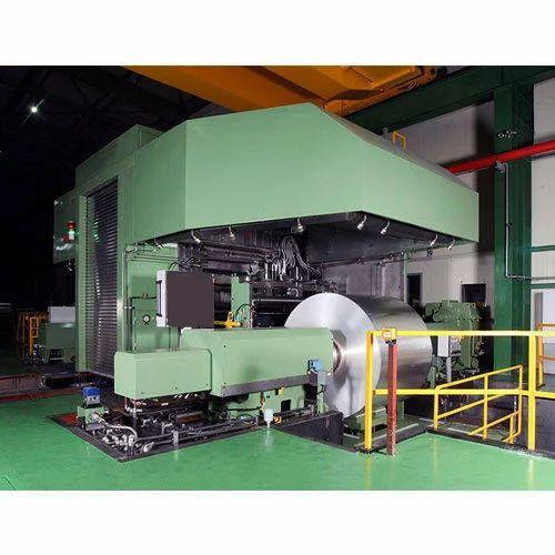 Aluminum Foil Rolling Mills