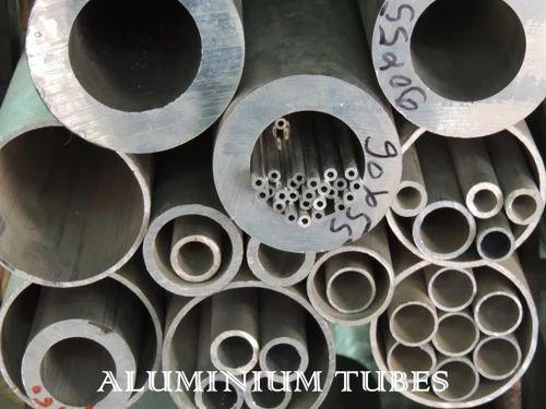 Aluminium Pipe and Tubes - Aluminum Pipe 6082 Manufacturer from Mumbai