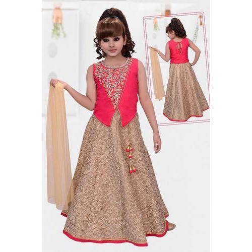 b79755bbb Party Wear Kids Designer Lehenga