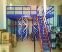 Rack Supported Mezzanine Floor