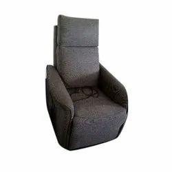 Wooden (Frame) Modern Designer Single Seater Sofa, Living Room