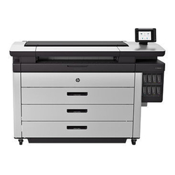 HP Pagewide XL 8000 Color Printer, Upto 300 Gsm, 18 A0 Per Minute