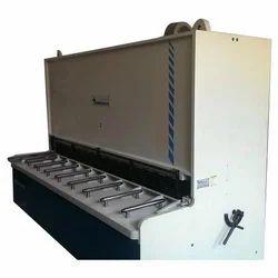 PLC Heavy Shearing Machine