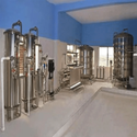 Industrial SS 1000 LPH RO Plant