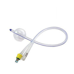 Silicone Foley Catheter (Pediatric)