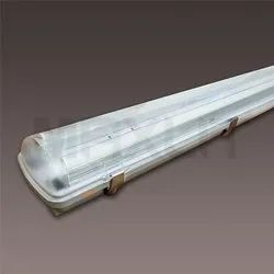 LED IP65 Outdoor Tube Fitting 2x18W