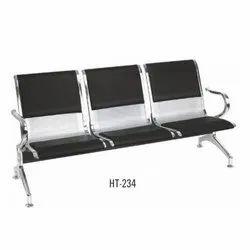 Black Waiting Chair