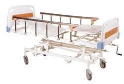 Manual ICU Bed