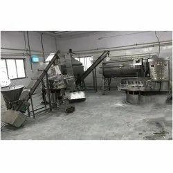 Gulab Jamun Premix Making Plant