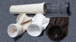 Snap Type Fiber Glass Filter Bag