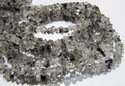 AAA Quality Natural Herkimer Diamond Quartz Beads