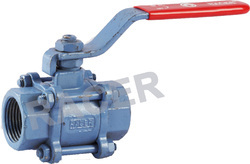 Screwed End CS Ball Valve