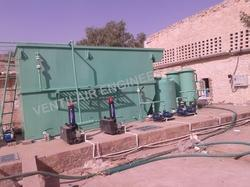 Prefabricated Domestic Sewage Treatment Plant