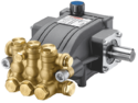 Triplex Plunger High Pressure Pumps