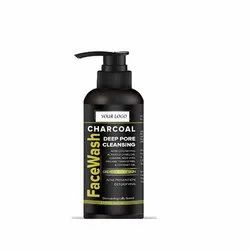 Charcoal Deep Pore Cleansing Face Wash