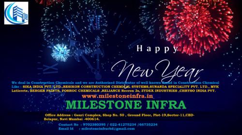 Milestone Infra - Wholesale Supplier from CBD Belapur, Navi Mumbai