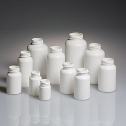 HDPE Capsules Containers