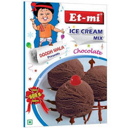 Chocolate Instant Ice Cream Mix 100g